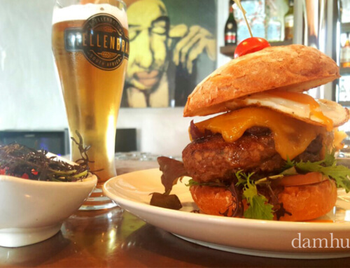 Damhuis Burger Special – Only R72