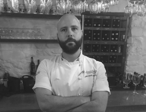 Getting to Know Sous Chef Jacques du Toit
